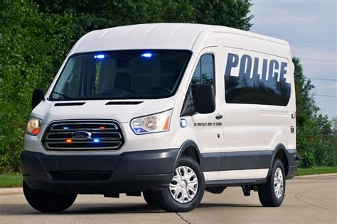 transport vehicles 2015 ford transit prisoner transport vehicle
