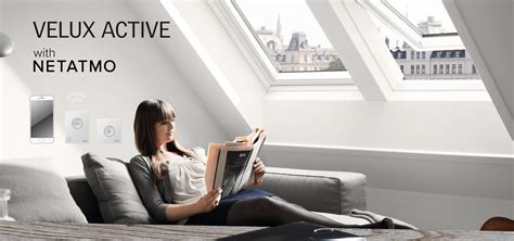 fresh smart home technology future 5196 velux group better living for people using daylight and