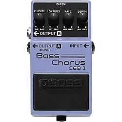 Efek Bass Chorus Ceb 3 Ceb 3 Bass Chorus Musician S Friend