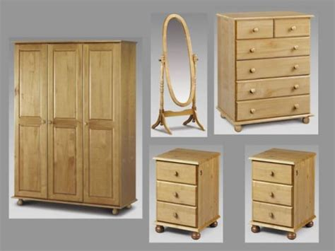 bedroom furniture packages pickwick 5 piece bedroom furniture package