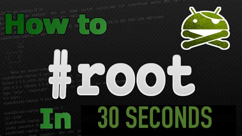 root android phone how to root android in 30 seconds without risking warranty