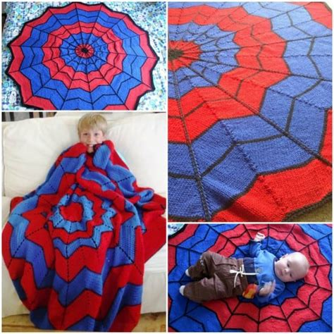spiderman pattern knitting spiderman knitted blanket pattern free the whoot