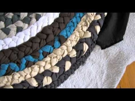 How To Make A Doormat Out Of Plastic Bags by How To Create A Beautiful Mat Rug Out Of Waste Cloth Diy