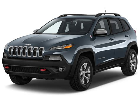 types of jeeps 2016 image 2017 jeep trailhawk 4x4 angular front
