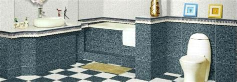 how to clean bathroom tiles india improve the quality of your home with digital wall tiles