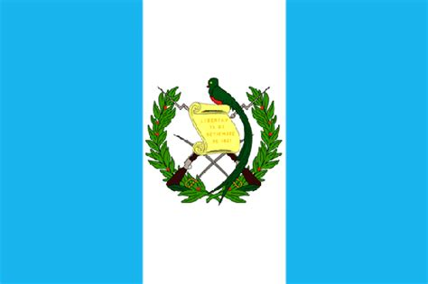 Images And Places Pictures And Info Guatemala Flag Guatemala Flag Colouring Pages Page 2