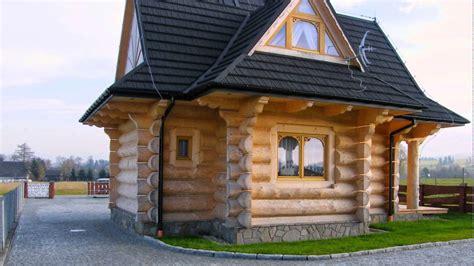 Holzblockhaus Aus Polen by Blockbohlenhaus Blockbohlenh 228 User Aus Polen G 252 Nstig