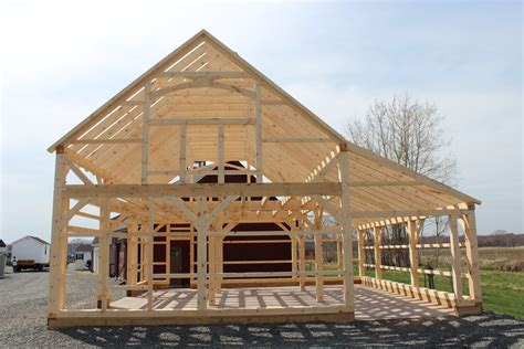 Garage Storage Loft Plans home improvement post and beam garage plans