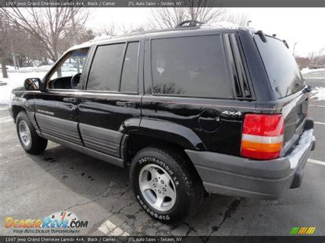Jeep Grand Laredo 4x4 1997 Jeep Grand Laredo 4x4 Black Camel Photo 4
