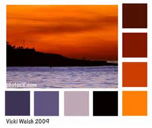 sunset color palette stegmiller and design color palette for may