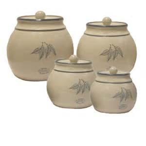 Pottery Kitchen Canister Sets by Beehive Canister Set Red Wing Stoneware Amp Pottery