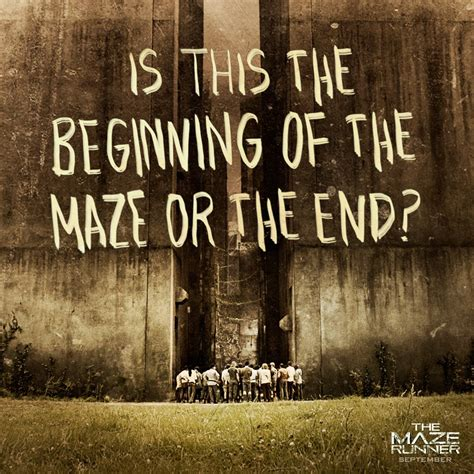 the maze runner film images the first official poster of giveaway the maze runner movie prize pack the reading date