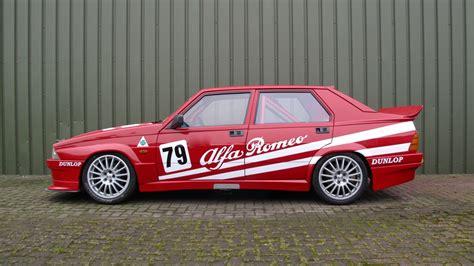 1987 Alfa Romeo V6 Race