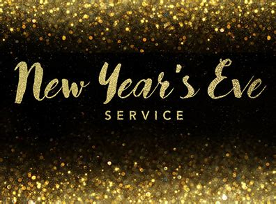 new year service new year s service 12 31 17