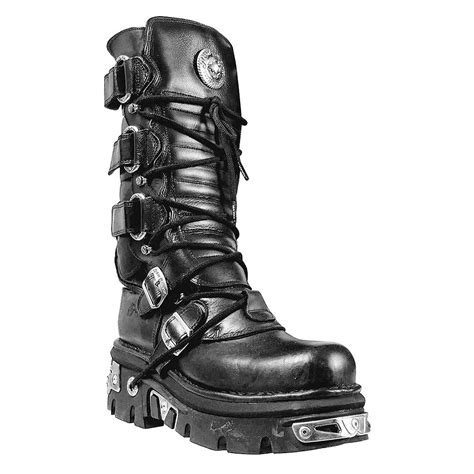 new rock boots style 474 new rock boots mid calf 474