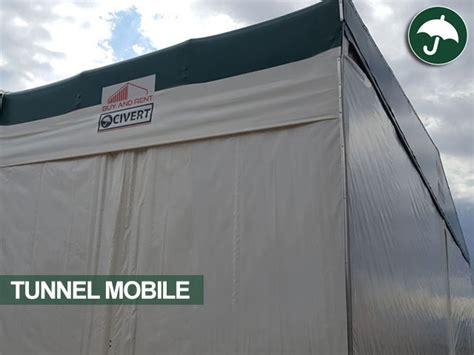 tunnel mobile un nuovo tunnel mobile pvc in provincia di napoli