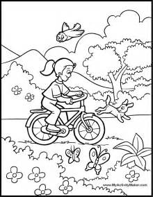 coloring pages seasons my activity maker