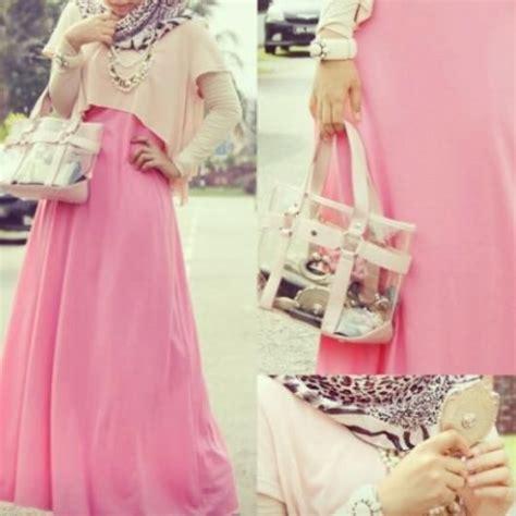 gambar mode style masa kini beragam koleksi fashion hijab masa kini yang penuh warna
