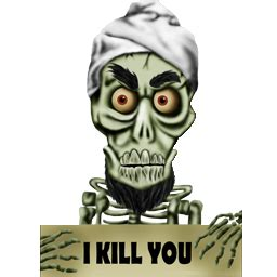 I Kill You by Achmed I Kill You Gamebanana Sprays