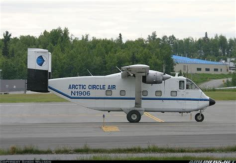sc 7 skyvan arctic circle air aviation photo 0978732 airliners net