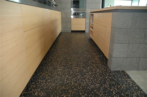 rubber kitchen flooring recycled rubber flooring in kitchens the smart option eboss