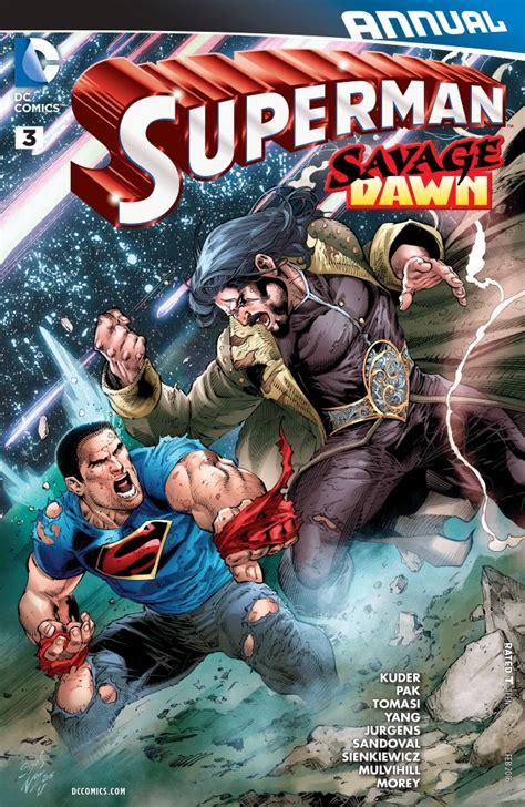Superman Vol 3 Multiplicity Rebirth Tp Tomasi Comic Komik Dc Book superman annual vol 3 3 dc database fandom powered by wikia
