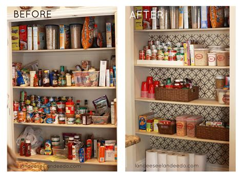 Pantry Makeover by Pantry Makeover Interlocking Circles Vinyl Design