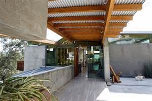 Patio Covers With Metal Roof Patio Cover With Corrugated Metal Roofing Structural