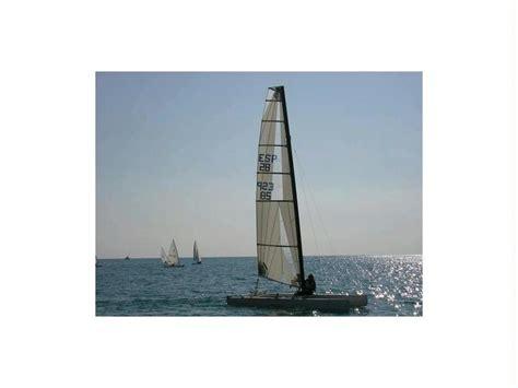 catamaran sailing malaga bimare 16 in m 225 laga catamarans sailboat used 69496 inautia