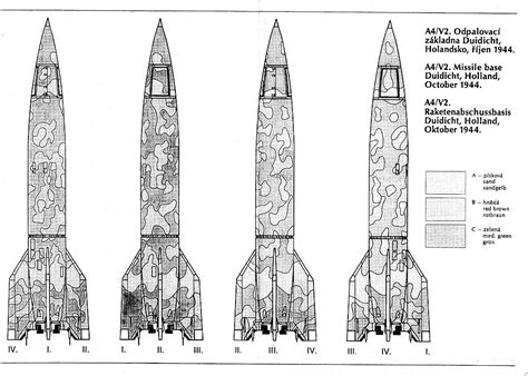 v2 the a4 rocket from peenemunde to redstone books condor german missile a4 v 2 kit no c72001