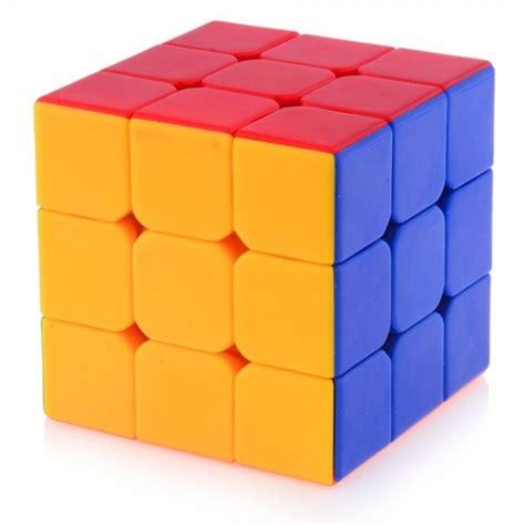 Rubik Magic Cube Yongjun 3x3 Guanlong Stickerless yongjun moyu weilong 3x3 stickerless v2 strengthened