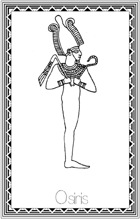 egypt god coloring pages egyptian gods coloring pages kk god pinterest