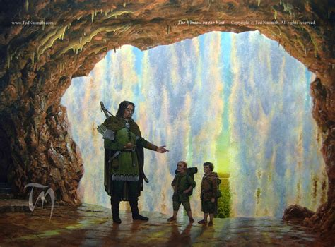 The Of The West Window the window on the west ted nasmith