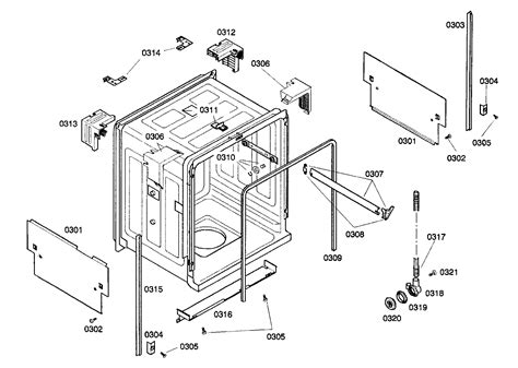 bosch dishwasher circulation wiring diagram 28 images