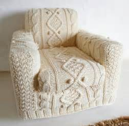 Throw Pillow Slipcovers Knitting Needles As Design Tool Furniture Goes Grandma