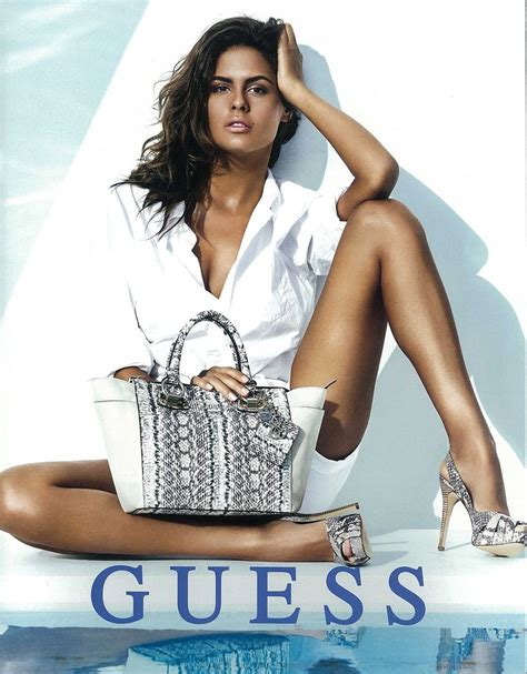 samantha hoopes model agency guess spring 2015 accessories caign guess