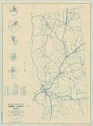 grimes county historical map 1936