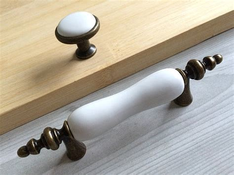 white bronze cabinet pulls bronze kitchen cabinet cupboard door dresser drawer