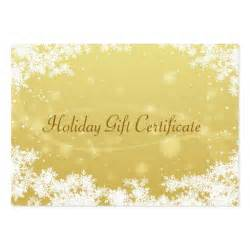 business gift card gift certificate large business cards pack of 100 zazzle
