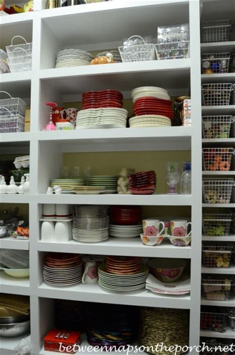 Pantry Dishes by China And Butler S Pantry Storage