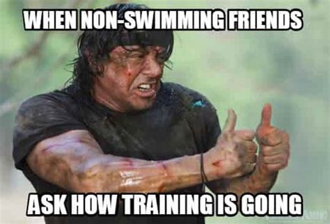 Swimming Memes - 30 swimming memes that perfectly describe the swimmer