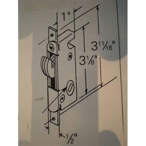 Patio Door Mechanism Sliding Patio Door Lock Mechanism Fuhr Inline Upvc Sliding Patio Door Lock Mechanism 4 Hooks