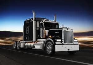 Custom Trailer Interior Kenworth Launches W900 Spin Off Improves Efficiency Of