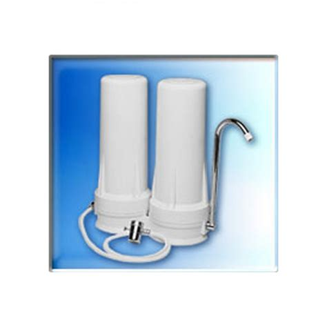qmp qmp603 two stage countertop filter system