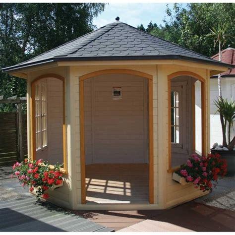 bertsch brest pavilion gazebo octgonal featuring open