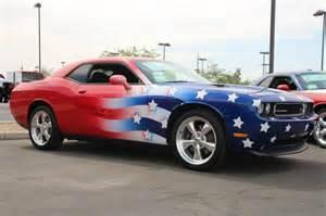 Chrysler Usa Careers Dodge Challenger American Flag Cars Trucks