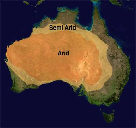 australian desert map deserts of the australian outback
