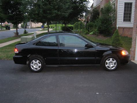 2000 Honda Civic Coupe by 2000 Honda Civic Coupe Vii Pictures Information And