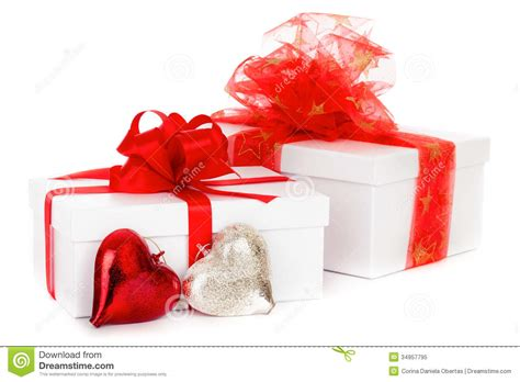 christmas gifts stock image image of decoration festive