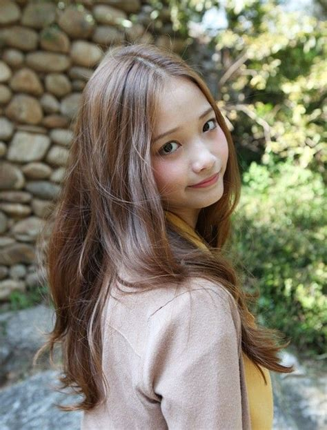 cute hair color for asian 86 best images about light brown hair 3 on pinterest